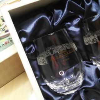 【新品】【値下げ】ディズニーペアグラス