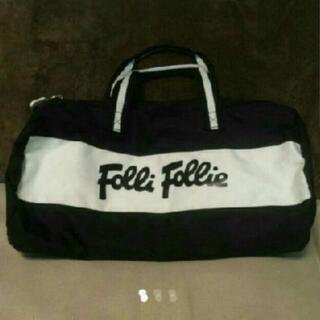【新品未使用】Folli Folli ボストンバッグ