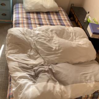ベッド一式