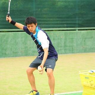 ソフトテニス仲間募集‼️夏休みの学生大歓迎😊