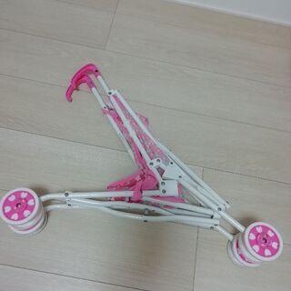 人形用ベビーカー