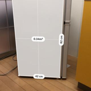 【終了】86L用サイズ冷蔵庫【美品・動作確認済み】