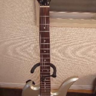 モッキンバードタイプギター【値下げしました。直接引き渡し(希少カ...