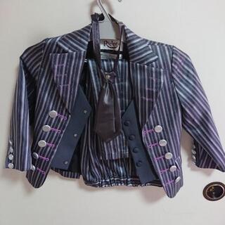 男の子スーツ110