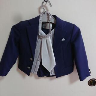 男の子110 センチ スーツ