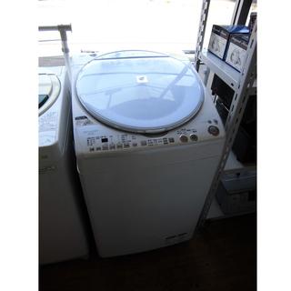 札幌 シャープ 7kg 全自動洗濯乾燥機 イオンコート ES-T...