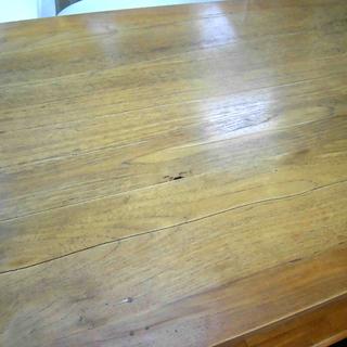 札幌 チーク材使用! ノール/KNOLL センターテーブル リビングテーブル 座卓 TTF-165 天然木 北欧風 - 札幌市