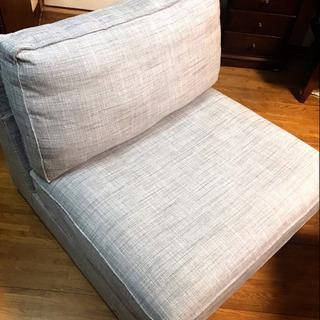 【IKEA】KIVIK(シービィク) 1人掛けソファ