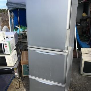 ☆冷凍冷蔵庫 SHARP 350L SJ-WA35Y-S 両開き...