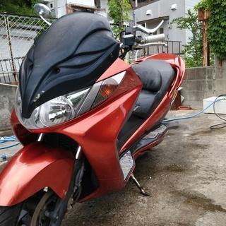 特価☆☆スズキスカイウェイブ250S CJ43A オレンジ 激安...