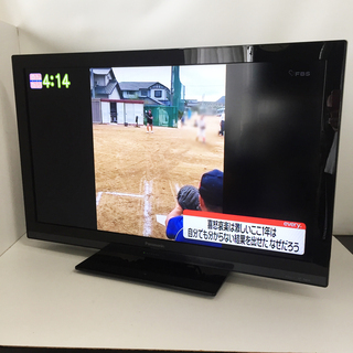 中古☆Panasonic 液晶カラーテレビ TH-32LRG30J ②