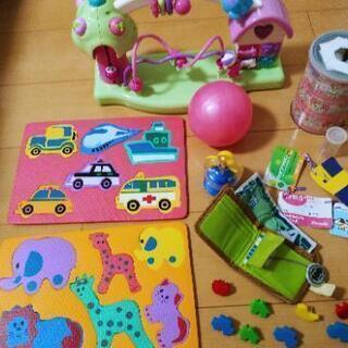 赤ちゃんおもちゃ8点セット