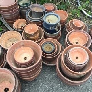 色んな大きさの植木鉢🌸中古🌸1個50円