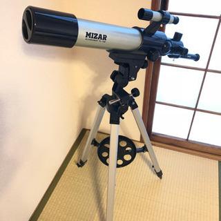 夏のアウトドアに!天体望遠鏡です^ ^