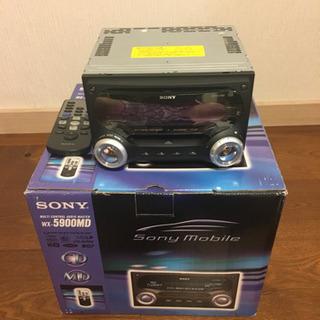 ソニー WX-5900MD 2DIN