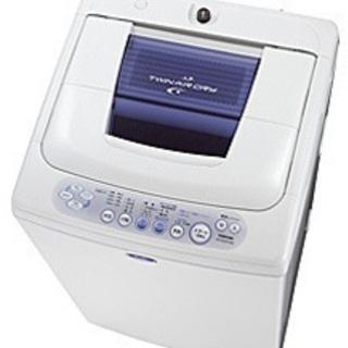 2010年製 東芝 全自動洗濯機 5.0kg AW-K509BI