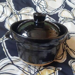 1.5合炊き 炊飯鍋 陶器 ご飯鍋