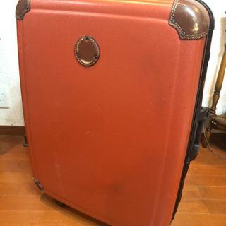 【決まりました】スーツケース、トランク、大きいキャリーバッ…