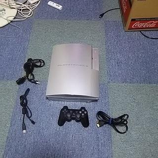 動作確認済み PS3 本体 コントローラ ケーブル セット