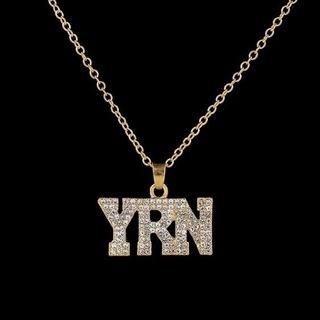【新品・未使用】ネックレス hiphop ストリート YRN ア...