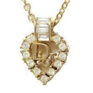 Christian Dior(クリスチャン ディオール)ネックレス