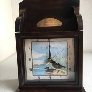 キーホルダーボックス付き時計