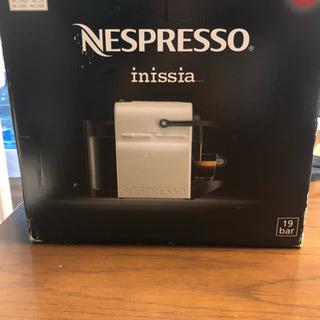 ネスプレッソ inissia