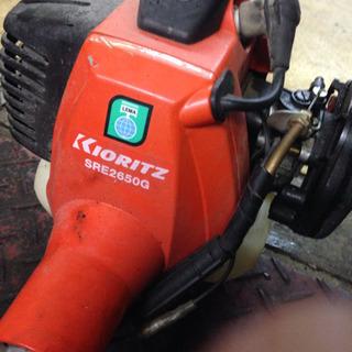 刈払い機 草刈機 26cc SRE2650G 共立