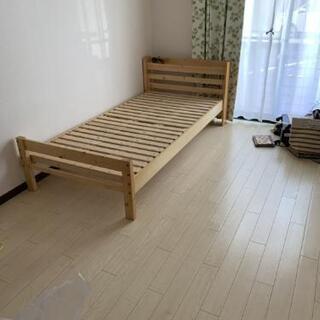 木枠ベット