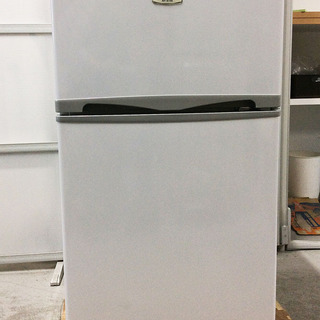 アビテラックス 2ドア冷凍冷蔵庫 96L AR975E 2017...