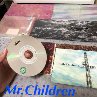 Mr.Children/DISCOVERY