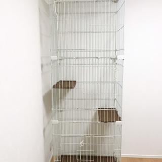 猫用  ネコ ケージ ゲージ