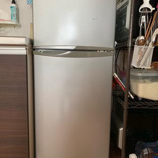 冷蔵庫 2ドア 1〜2人暮らしに