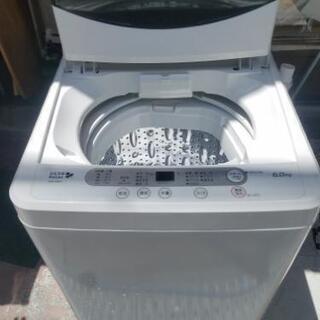 2016年  洗濯機  6 kg