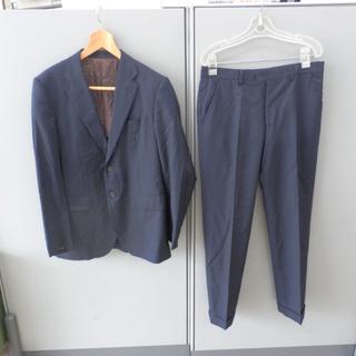 ポールスミスロンドン メンズスーツ シングルスーツ ネイビー ス...