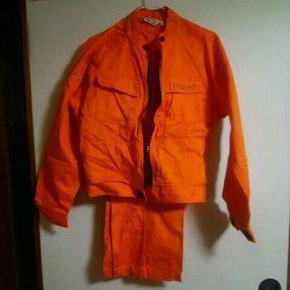 アメリカ刑務所の囚人服(男性用)コスプレ