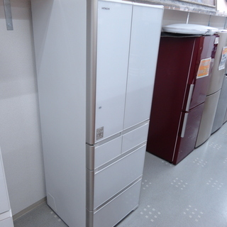 HITACHI 日立 430L冷蔵庫 R-XG4300G 愛知県...