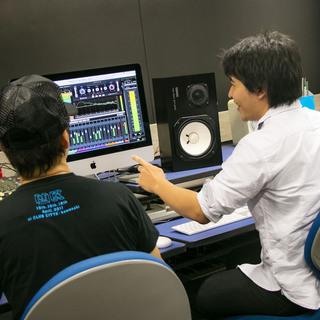 DTMに挑戦 ☆ 60分 500円で音楽制作を体験しよう♪