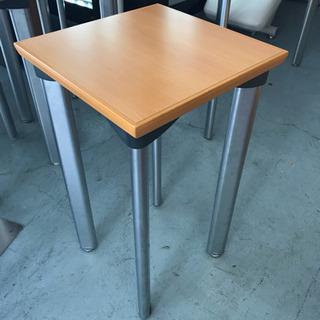 ミニテーブル 40角☆79640 H700 パブリック