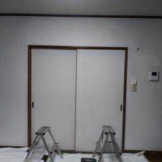 埼玉県でクロスのリフォーム工事を行っています。