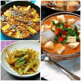 スペイン料理講習