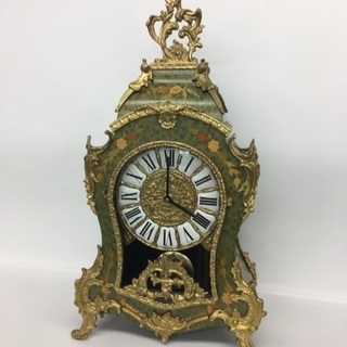 ⦅中古⦆イタリア製  置き時計