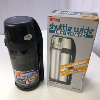 THERMOS SHUTTLE WIDE 未使用品