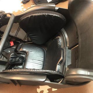 未使用のフロントチャイルドシート