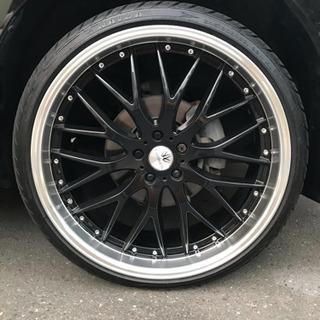 22インチアルミタイヤ4本セット