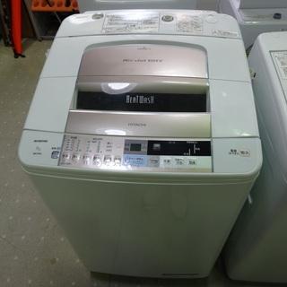 モノ市場東海店 日立 9kg洗濯機 BW-9SV2014年製