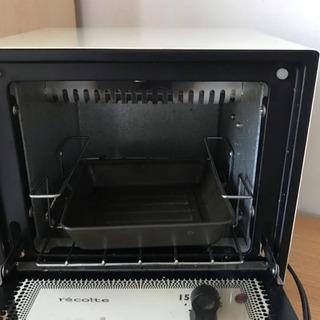 【最終値下げ】recolte(レコルト) トースター solo oven - 家電