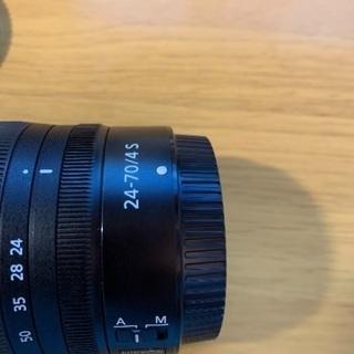 【美品】Nikon Z 24-70mm F4 S