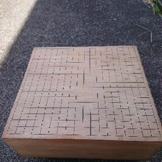 碁盤 ジャンク品 11.3cm