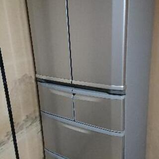 2007年製サンヨー冷蔵庫